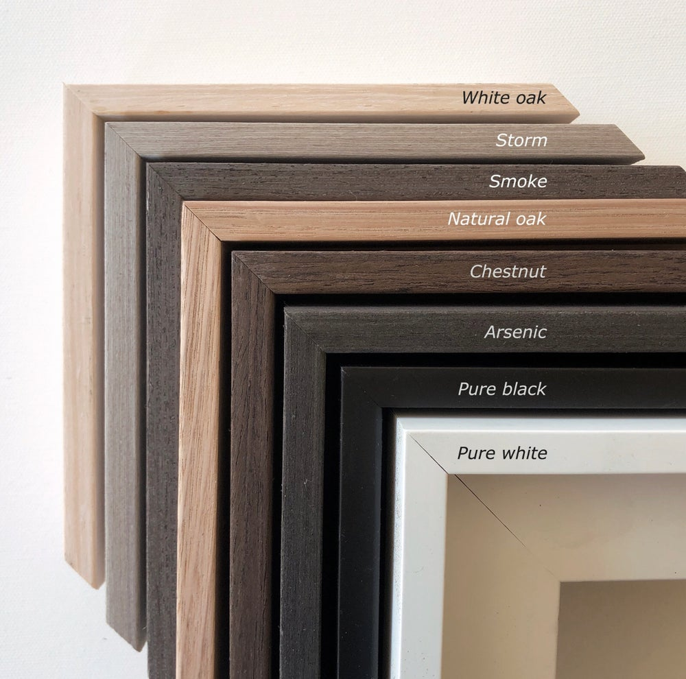 Image of Framing - choose your own size and style
