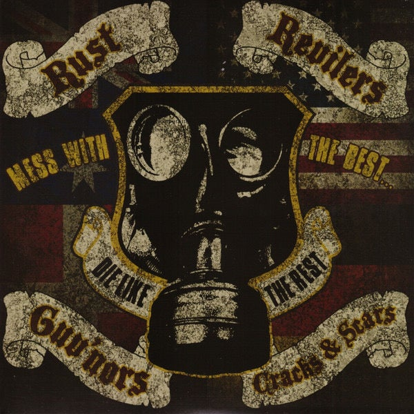 """Mess With The Best.. Die Like The Rest - Double 7"""" EP"""