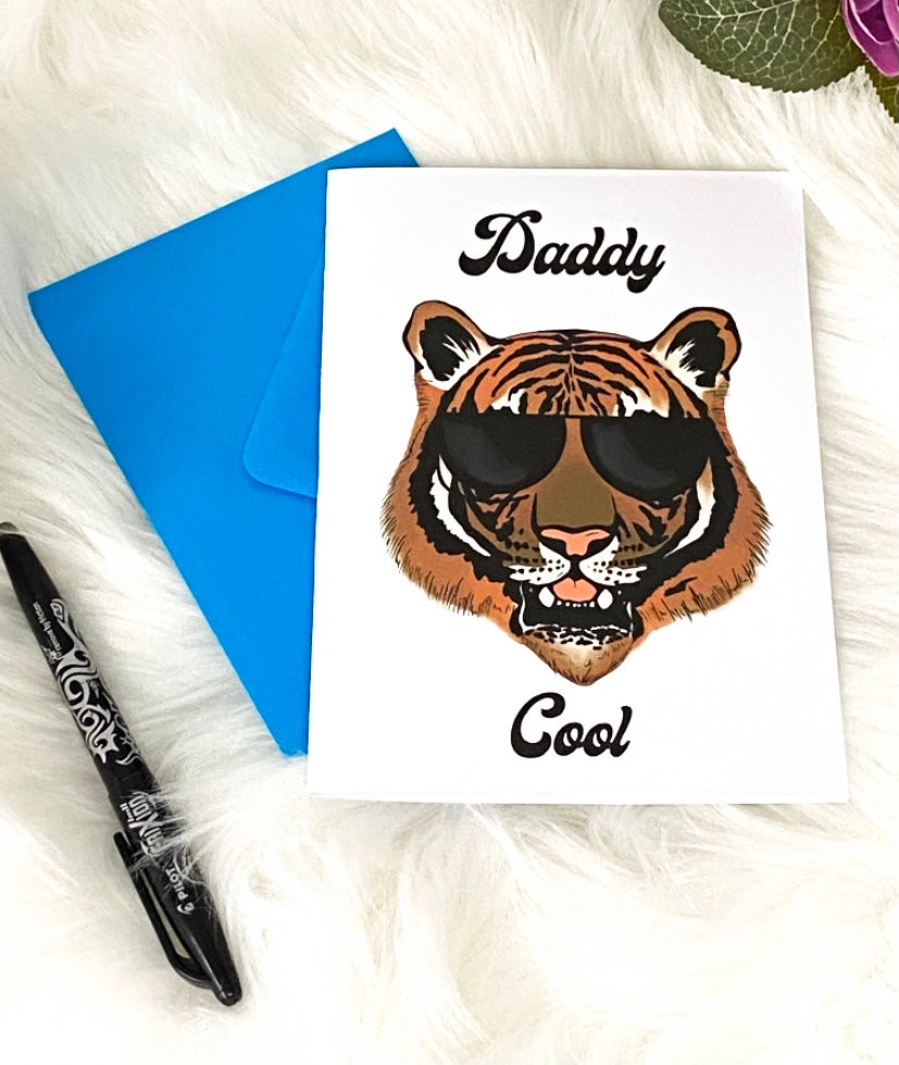 Image of Daddy Cool Tiger Collection