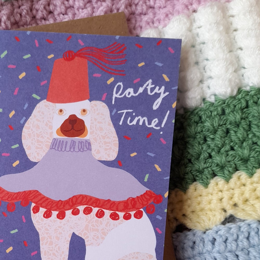 Image of Party Time Card