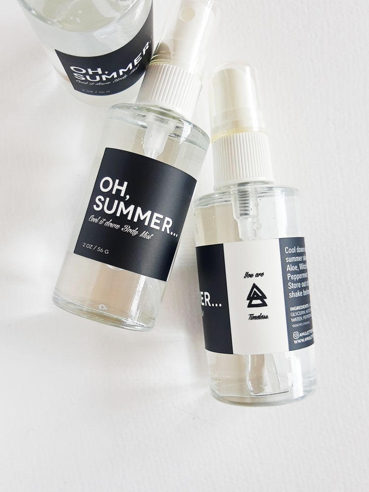 OH, SUMMER - Cool it Down Body Mist