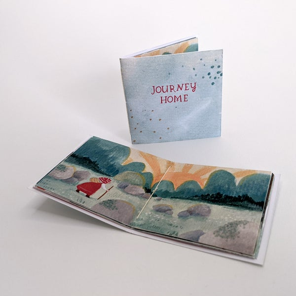 Image of Journey Home Tiny Book