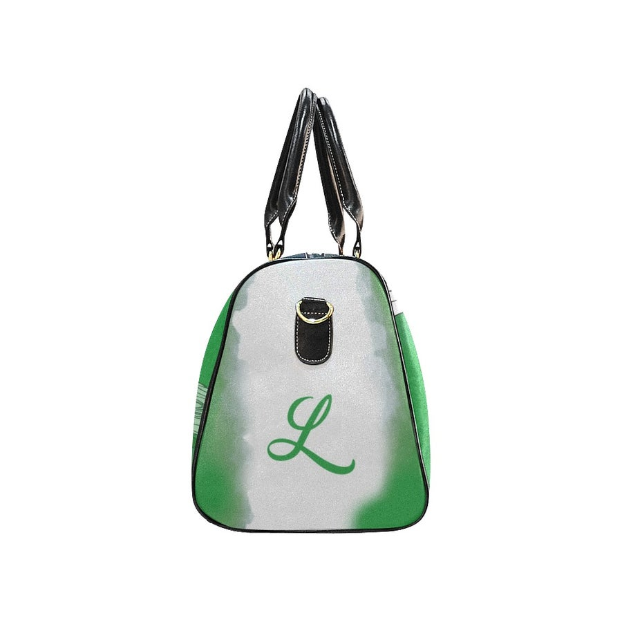 Image of Cool and Sophisticated Waterproof Duffle Bag (Links Inspired)