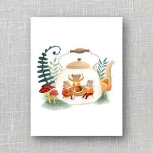 Image of Kettle Home Print