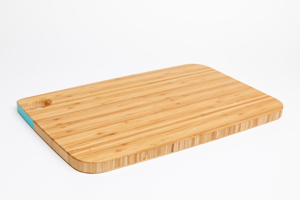 Heavy Duty Board- Bamboo/Turquoise