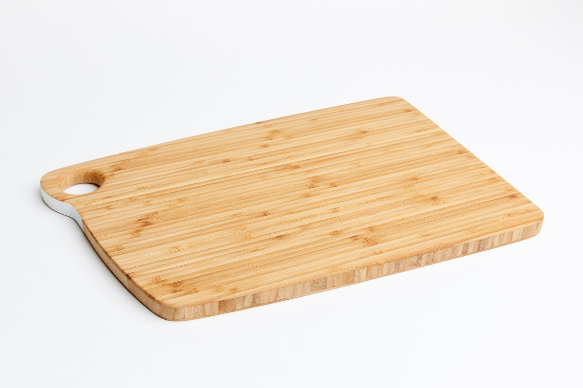 Large Board- Bamboo/Snow White