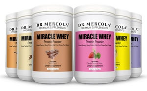 Image of Miracle Whey Protein Powder