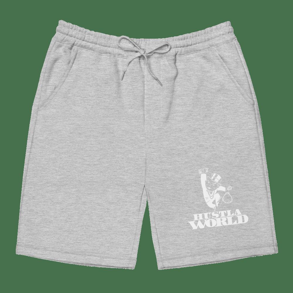 Image of Money bag fleece shorts