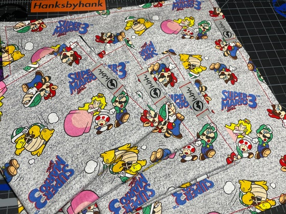Image of Super Mario Bros 3