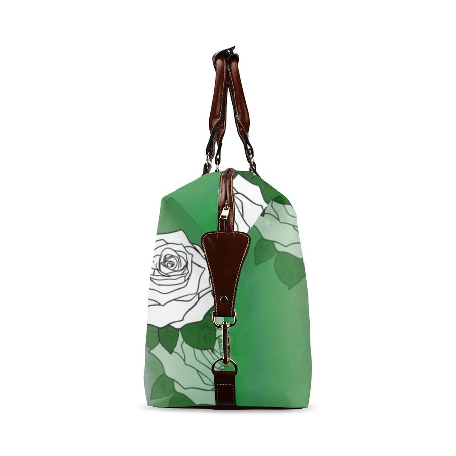 Image of Cool and Sophisticated Classic Travel Bag