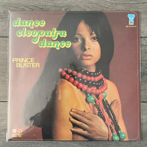 Image of Prince Buster - Dance Cleopatra Dance Vinyl LP
