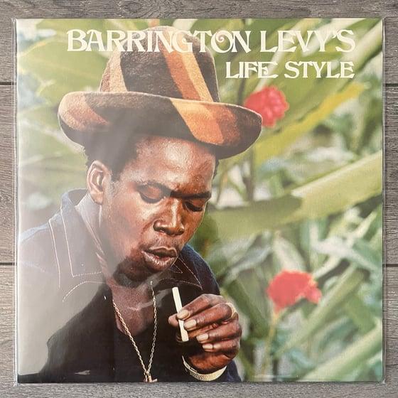 Image of Barrington Levy - Life Style Vinyl LP