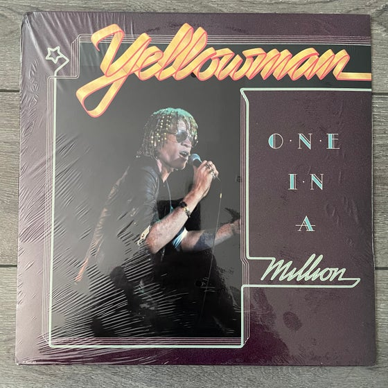 Image of Yellowman - One In A Million Vinyl LP