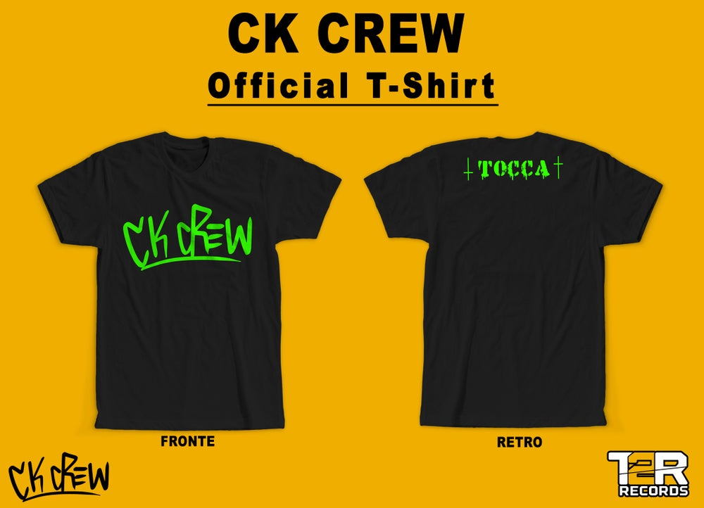 CK CREW - Official T-Shirt