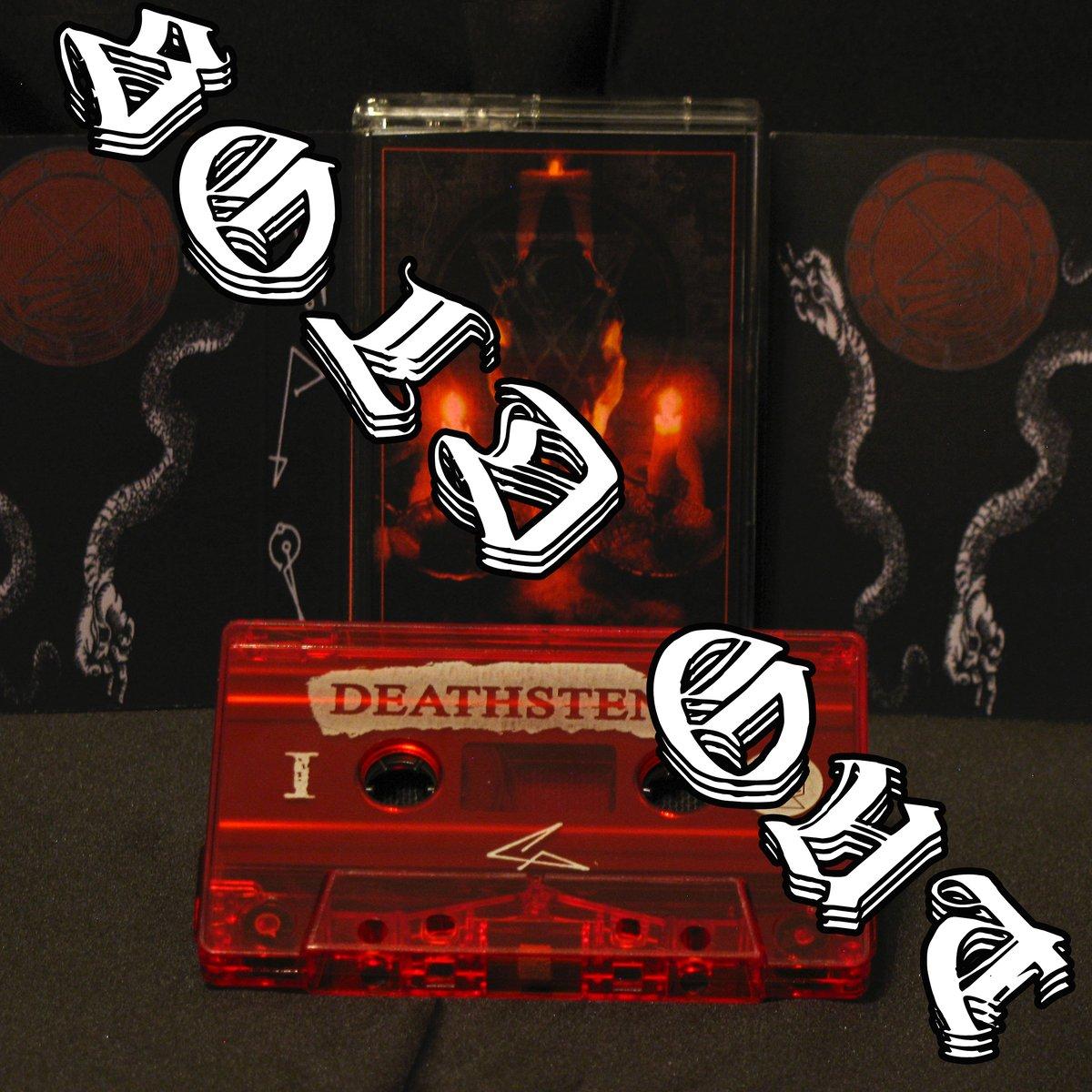 Image of DEATHSTENCH - Blood Moon Divination (Pro Cassette)
