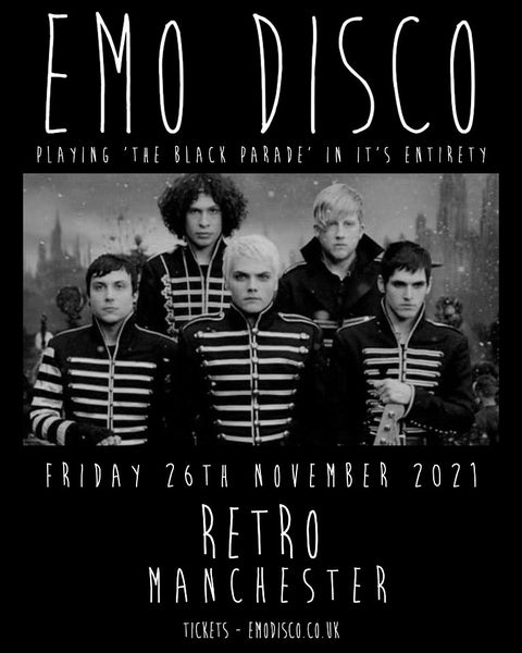 Image of The Black Parade Special - Manchester