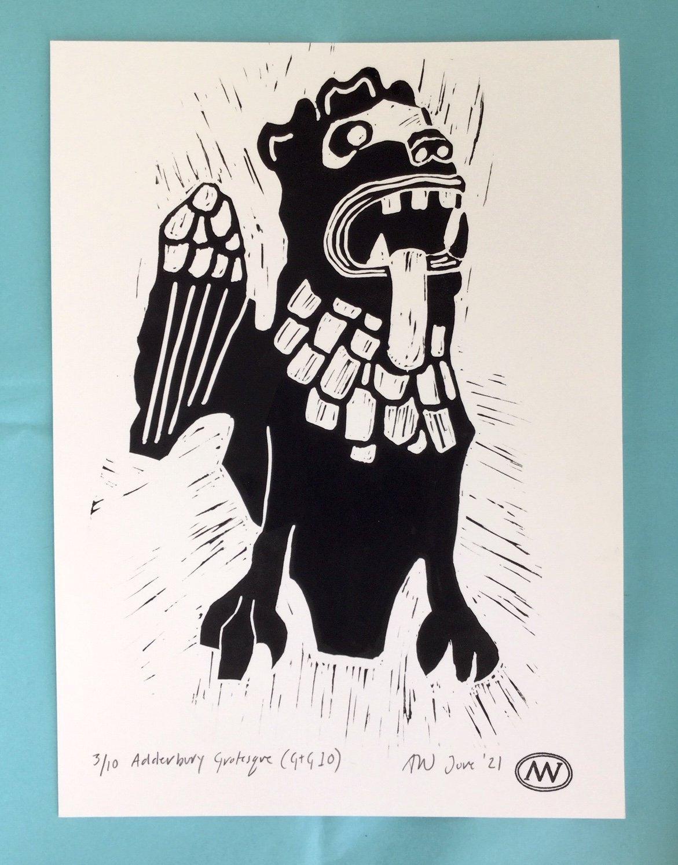Adderbury Grotesque Print
