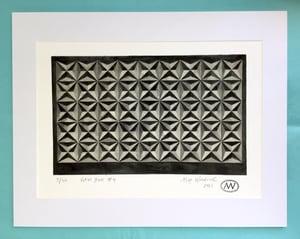 Votive Stone Print