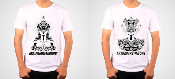 Image of LIMITED EDITION - TSHIRT Reincarnation Suite