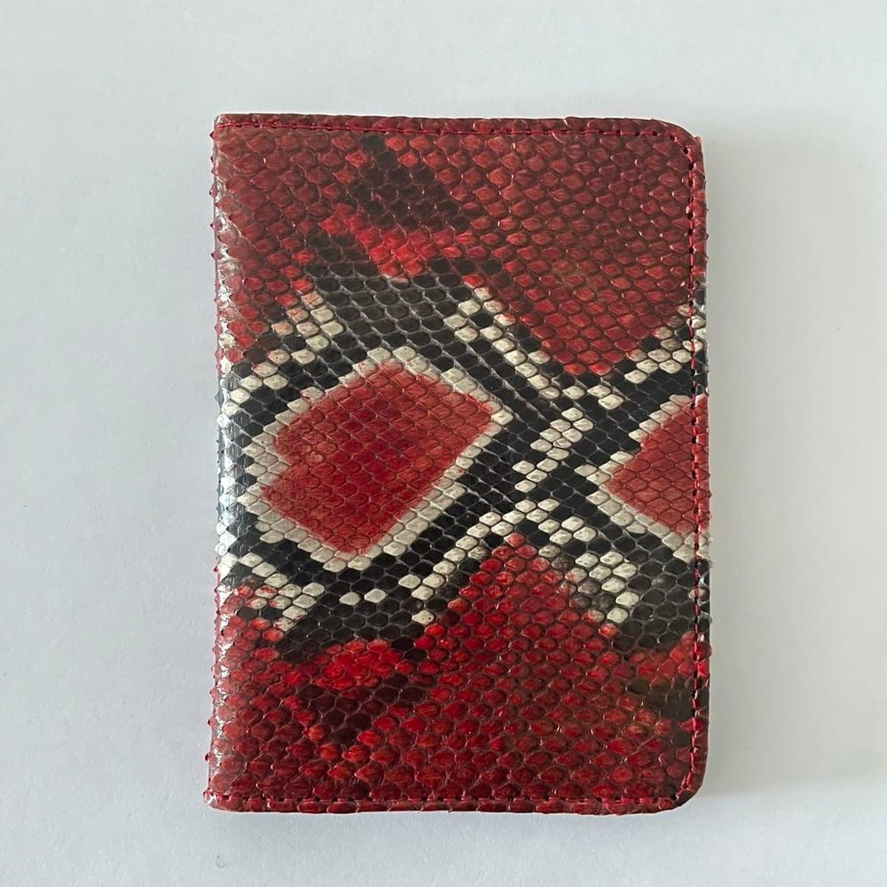 Image of WanderLuxe Passport Holder