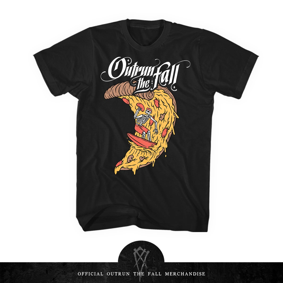Image of Pizza Surfer | T-Shirt
