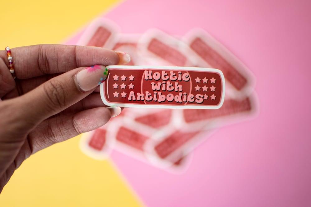 Antibodies Sticker