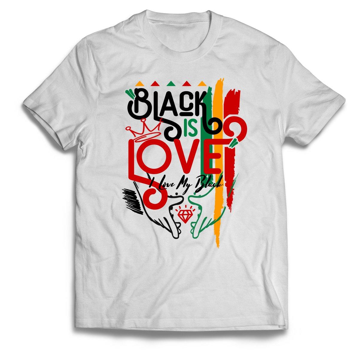 Image of BLACK IS LOVE