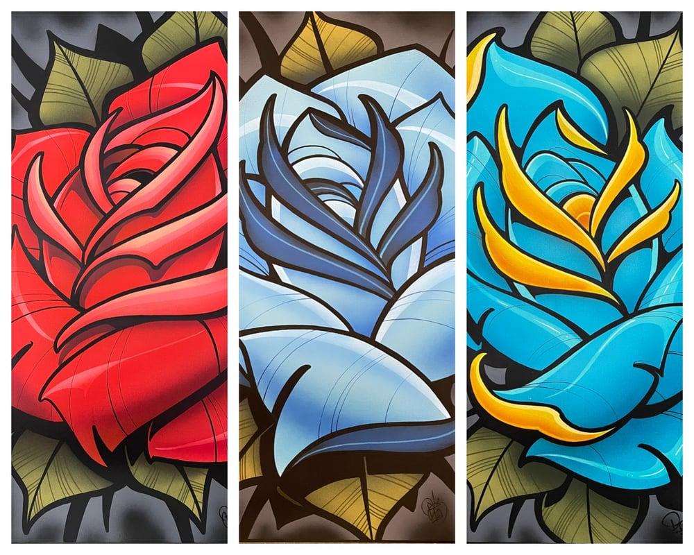 Image of 15x30 Big Roses
