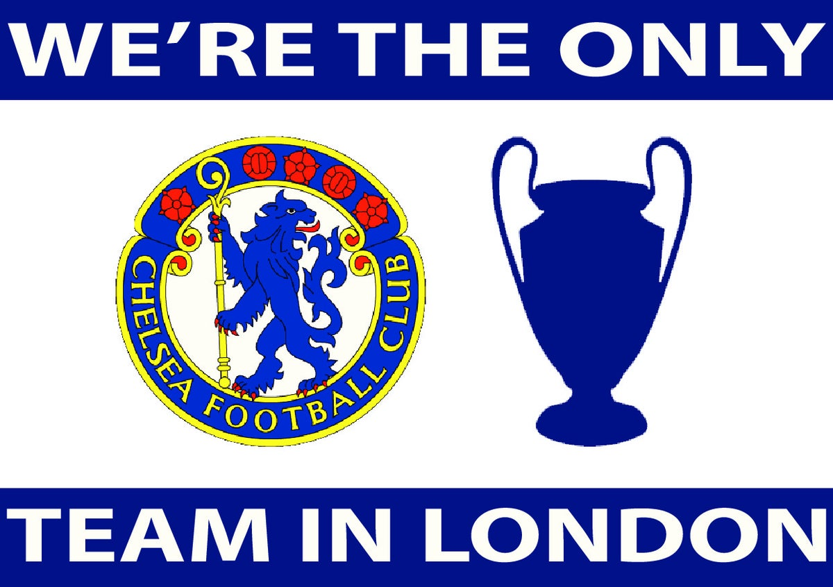 Image of We're The Only Team In London