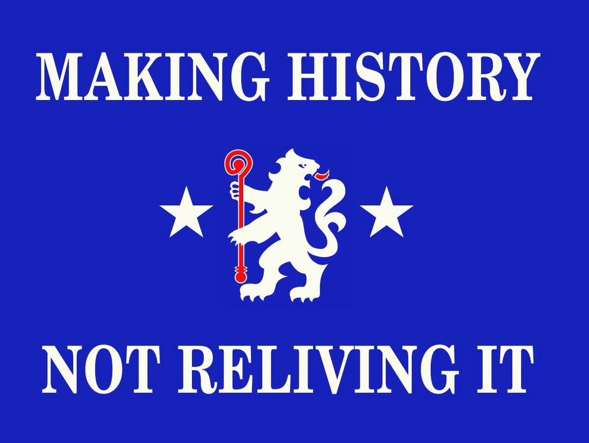 Image of Making History Not Reliving It