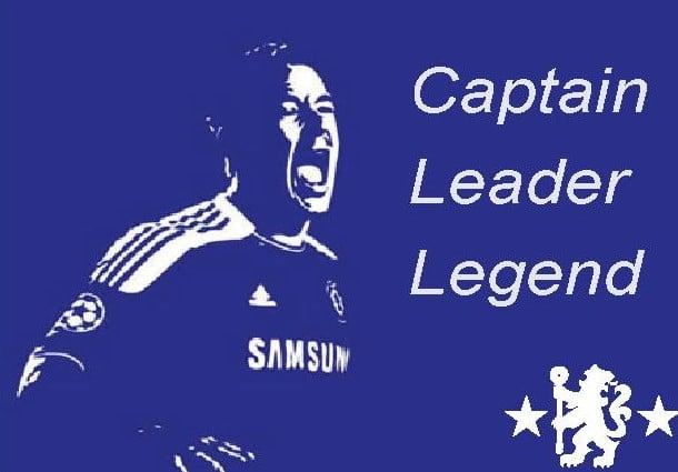 Image of Captain Leader Legend