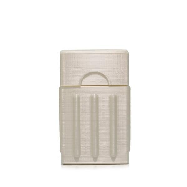 Image of SEWNSEWN - Cigg STL Box (Shiny White)