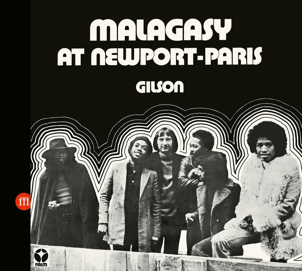 Image of Jef Gilson - Malagasy At Newport (FFL068CD)