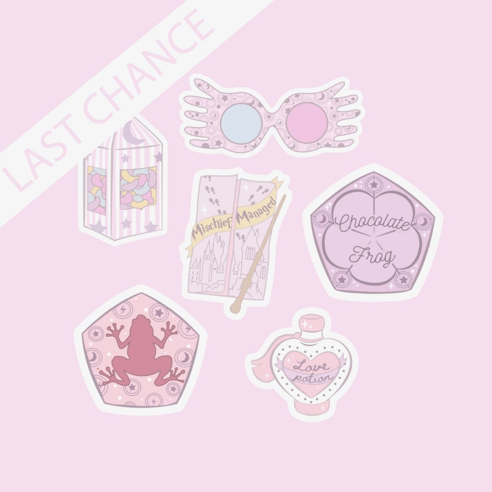 Image of Magical Stickers