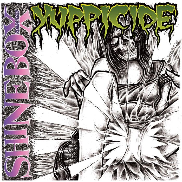 "Image of Shinebox 12"" Vinyl LP (REMASTERED)"