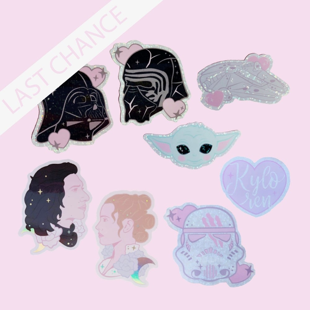 Image of Star Wars Stickers