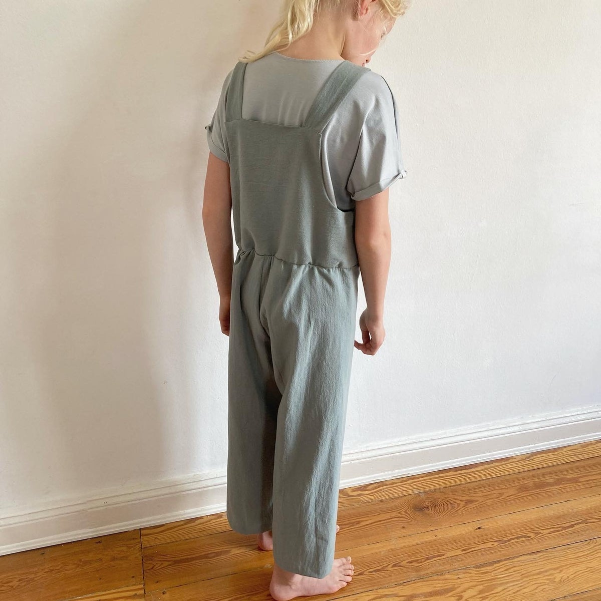Mira Overall-old green