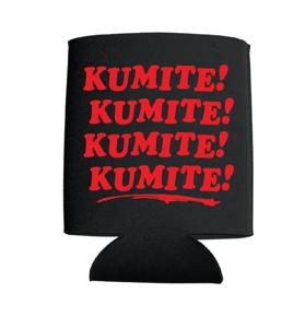 Image of Kumite - koozie