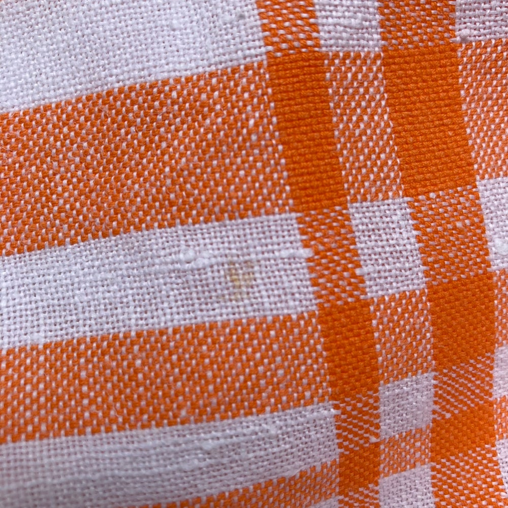 Image of Vintage linen tablecloth