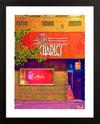 Club Charles, Baltimore MD Giclée Art Print (Multi-size options)