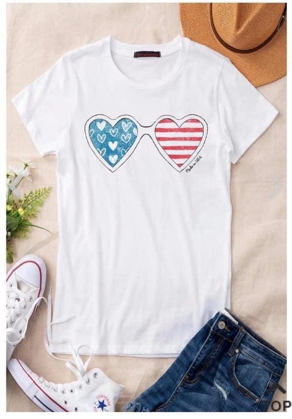 Image of USA shirt