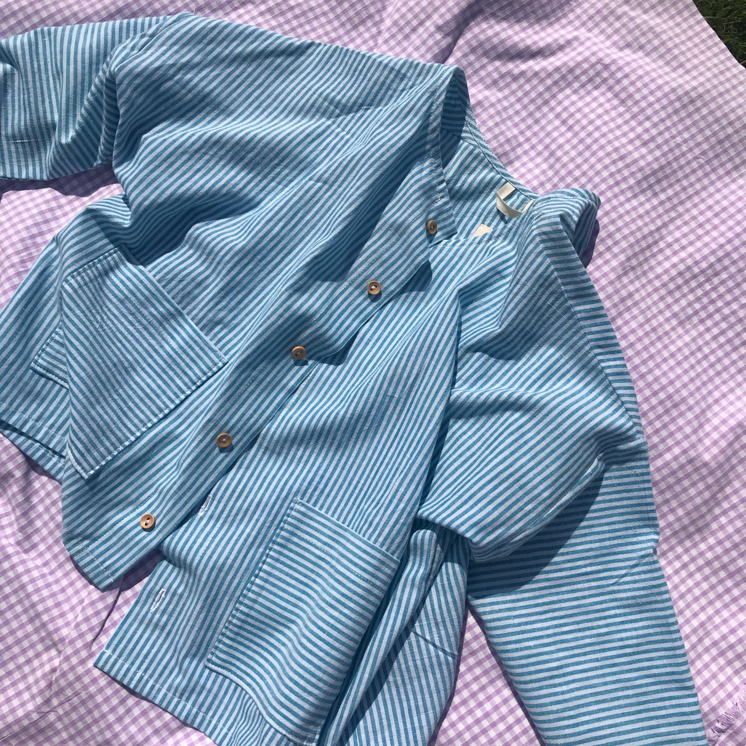 Image of the beach jacket
