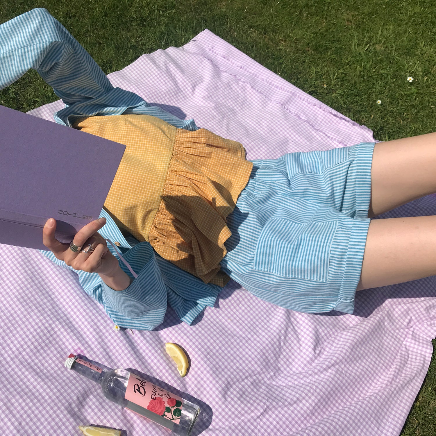 Image of the beach shorts