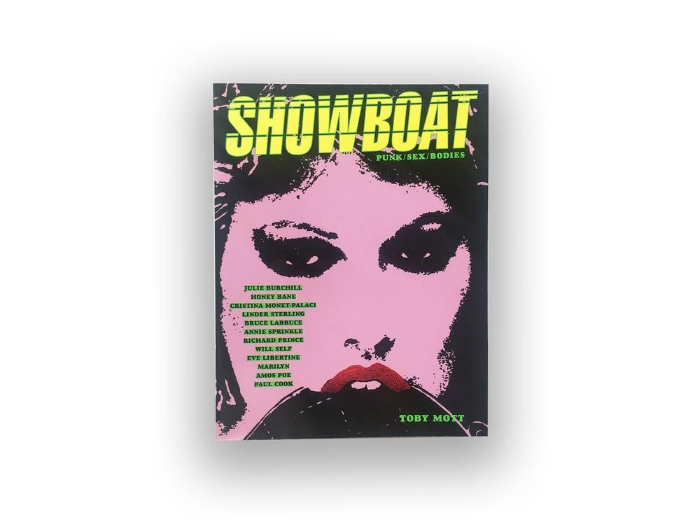 Showboat - Toby Mott (signed)