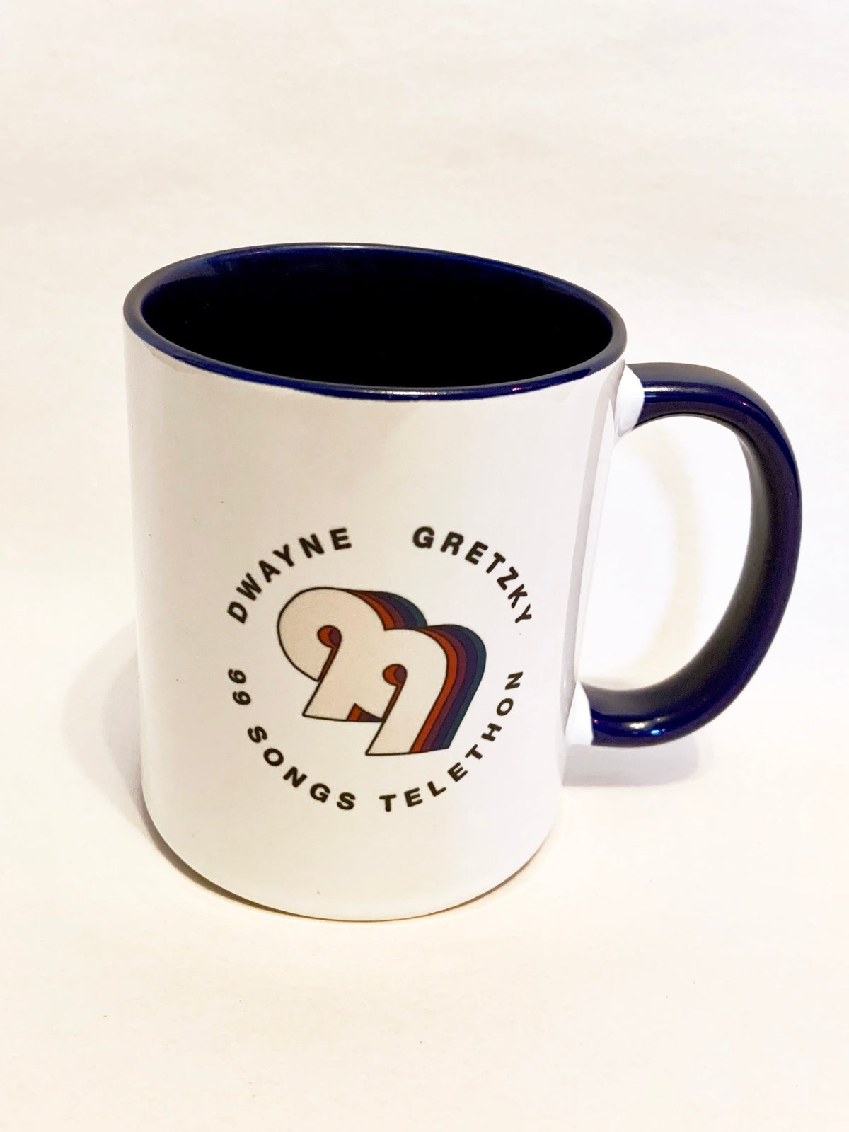 Image of Official 99 Songs Telethon Mug