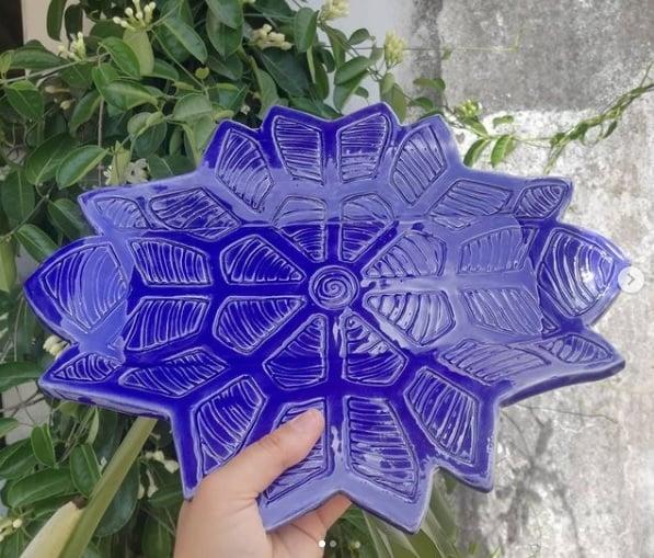 Image of D. Celeste Platter