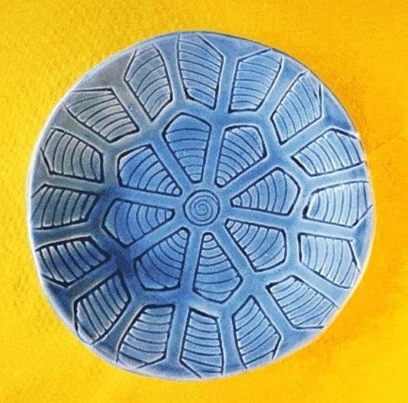 Image of D. Celeste Plate