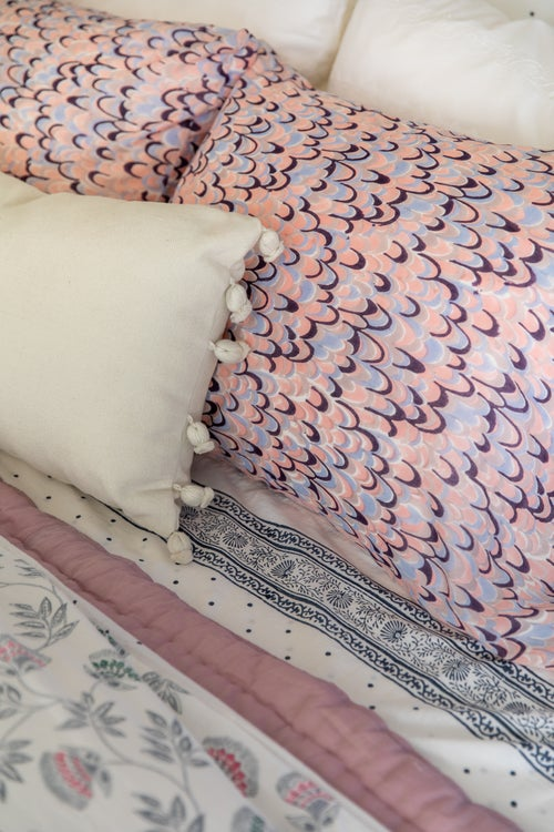 Image of Marble Pillowcase
