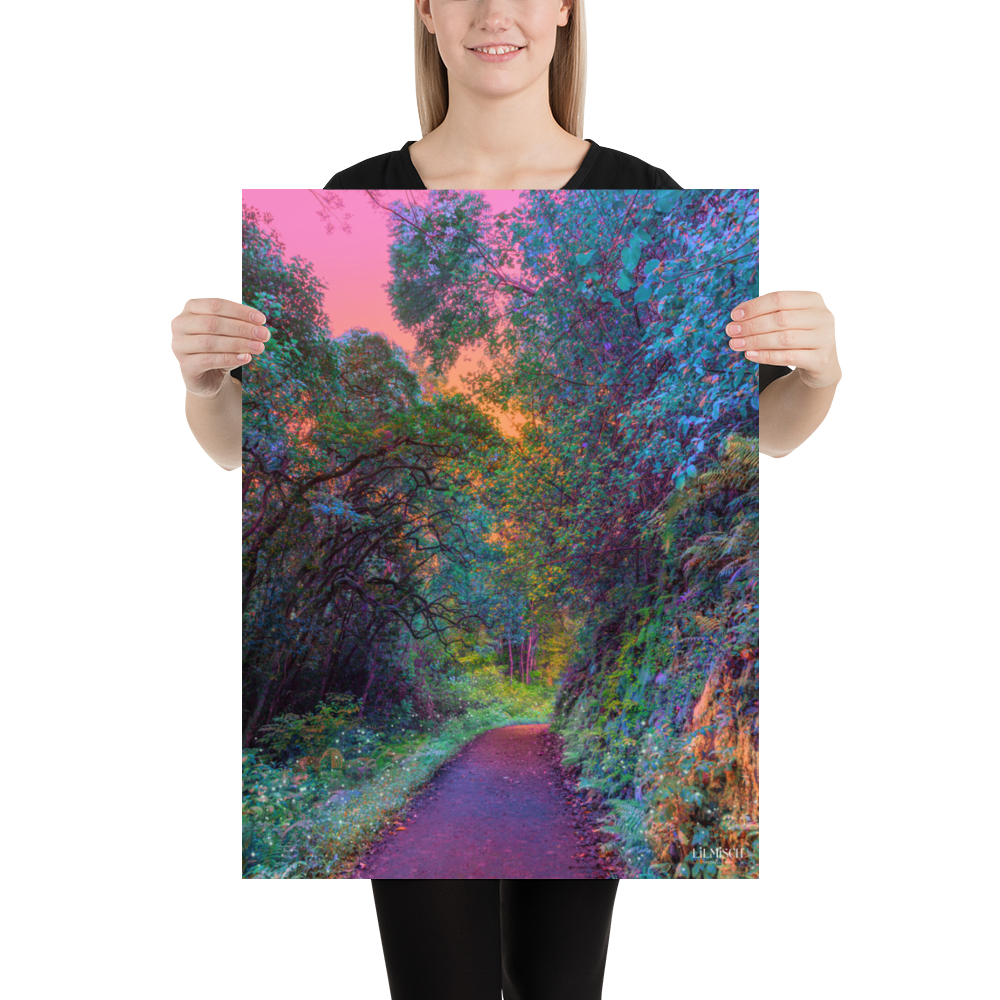 """Large Poster: """"Mother Nature"""""""