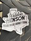 Sticker - Texas Made Honky Tonk Logo